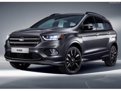 Ford Kuga 2016 - новий дизайн і двигун!