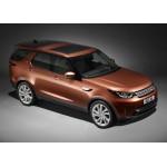 Новый Land Rover Discovery - прощай кубизм!