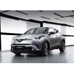 Toyota в ближайшее время представит конкурента Nissan Juke!