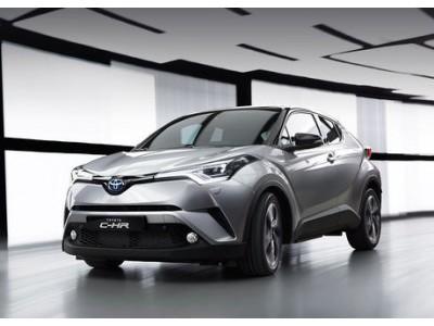Toyota найближчим часом представить конкурента Nissan Juke!