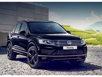 Кросовер Volkswagen Touareg обзавівся новою дорогою версією