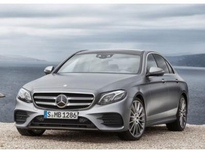 Новий Mercedes-Benz E-класу представлений офіційно!