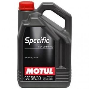 MOTUL Specific 504.00/507.00 5W-30