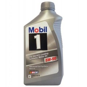 Mobil 1 Advanced Full Synthetic 5W-50